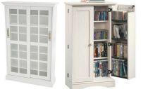 dvd storage furniture cabinets | Home Decor