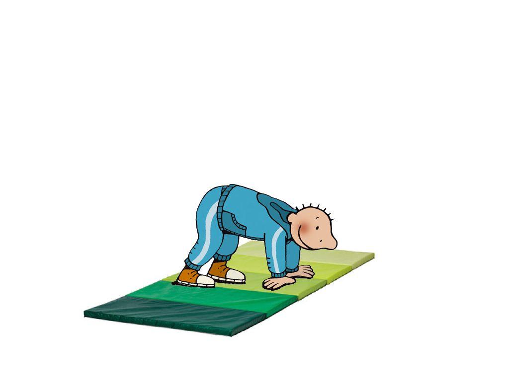 Jules Doet Yoga Het Eerste Klasje