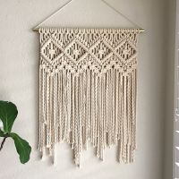 Macrame Patterns/Macrame Pattern/ Macrame Wall Hanging ...