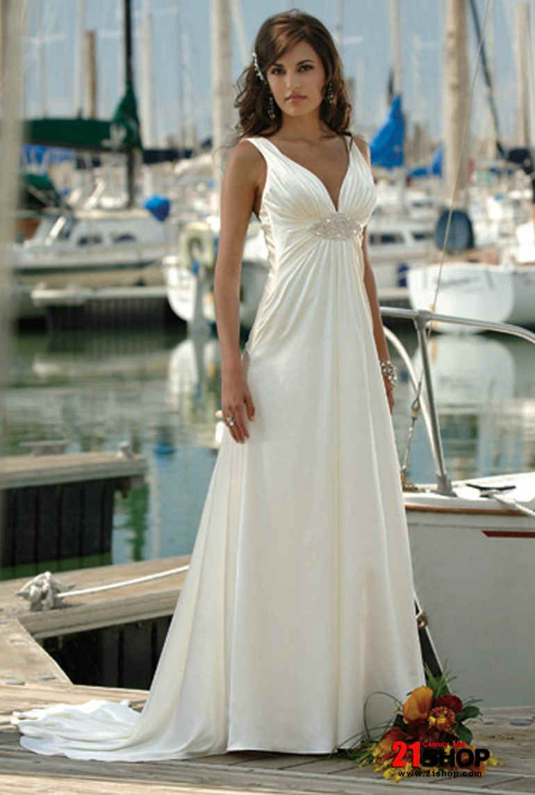 wedding dresses for second marriages  Wedding Gowns For Second Marriages  Country Long Evening