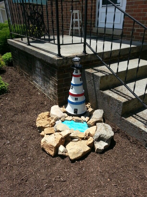 Clay Pot Solar Lighthouse Directions