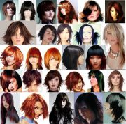 hair cuts- confidence style