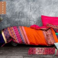 Modern Exotic Bohemia Girls Bedding Sets Oriental Unique