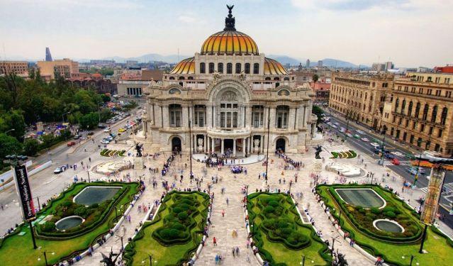 Картинки по запросу palacio de bellas artes