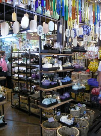 Chatuchak Weekend Market Section 2 And 4 Household Items Bangkok
