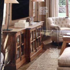 Restoration Hardware Marseilles Chair Helinox One Accessories French Casement Media Console Like