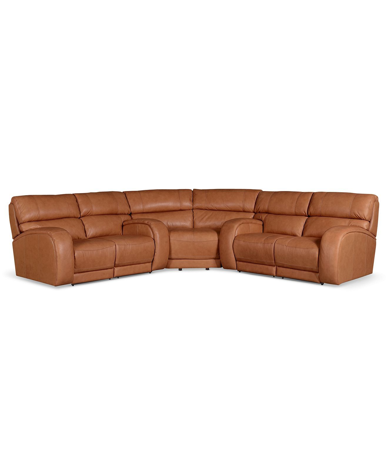 sectional reclining leather sofas wrap around sofa recliners damon 3 piece power