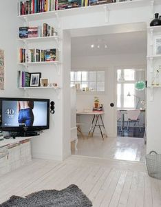 Retro artistic apartment in stockholm sweet located sweden and is the former home of interior designer also pin by nicole emily on pinterest spaces living rh