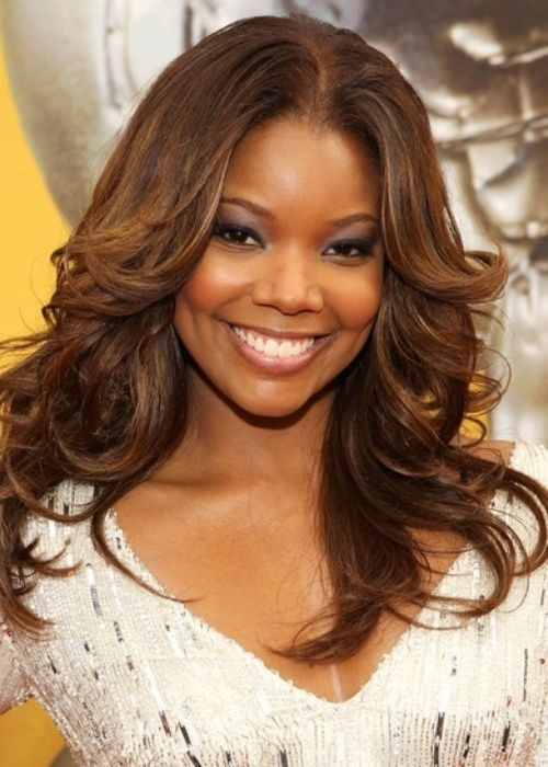 71 Gabrielle Union African American Hairstyle Fancy Flicks