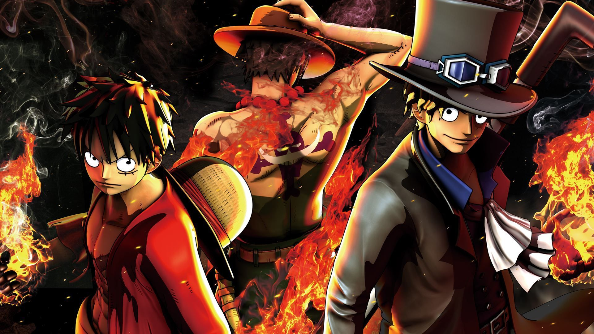 one-piece-cool (1920×1080) | one piece | pinterest
