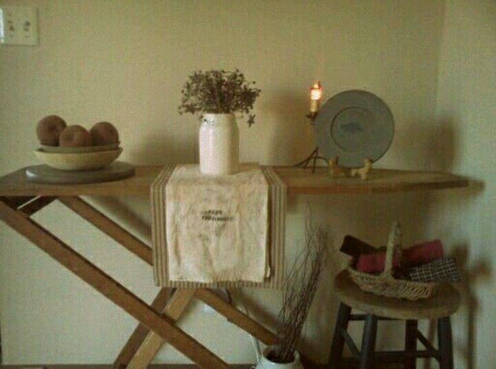 Best 25 Wooden ironing board ideas on Pinterest  Rustic