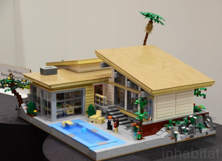The Best Green Designs At Dwell On Design 2012! Lego House Lego