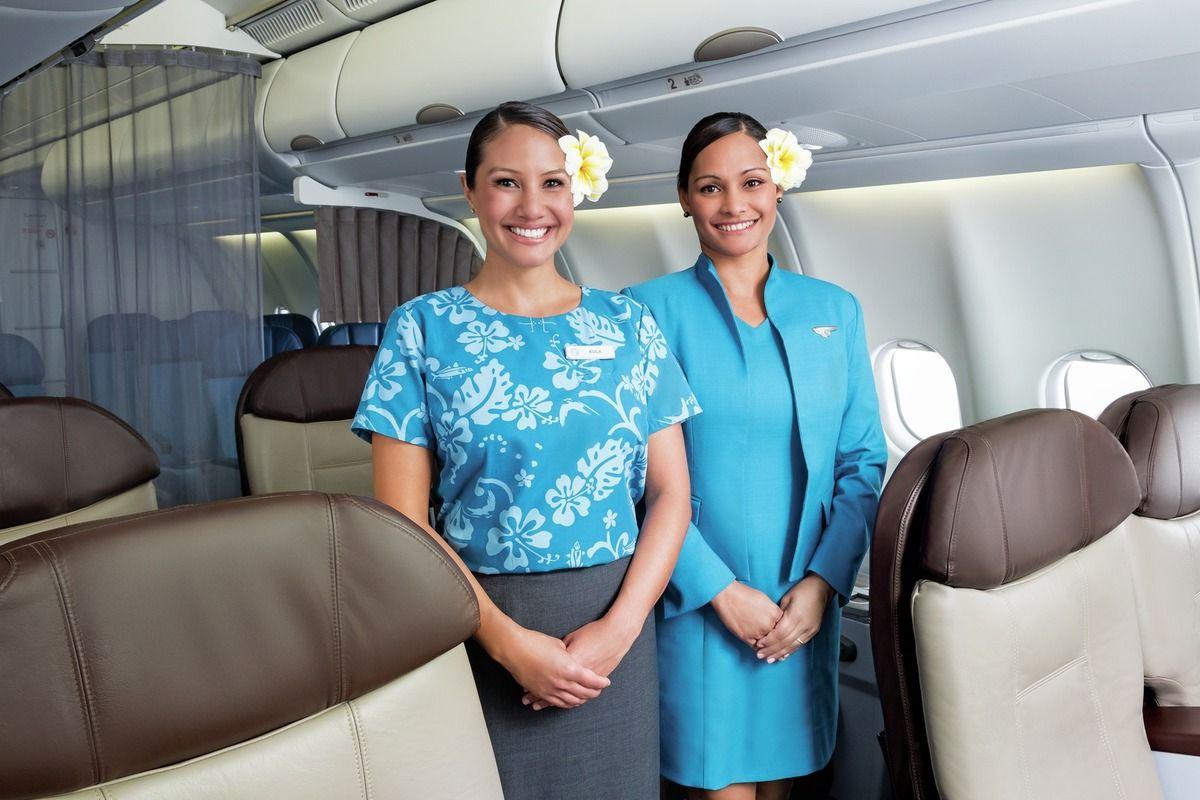 CONFUSEDSKY Hawaii Flight Attendant Jobs