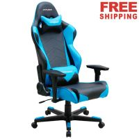 DXRACER Office Chair OH/RF0/NB Gaming Chair FNATIC Desk ...