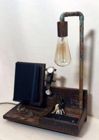 Docking Station,night stand organizer,nightstand lamp ...