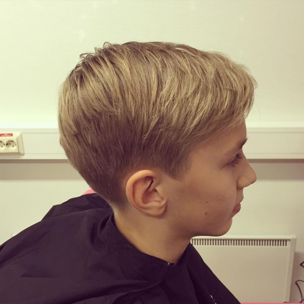 Cool Hairstyles For 11 Year Olds 1000 Ideas About Boy Haircuts On