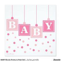Baby Blocks Pink | www.imgkid.com - The Image Kid Has It!