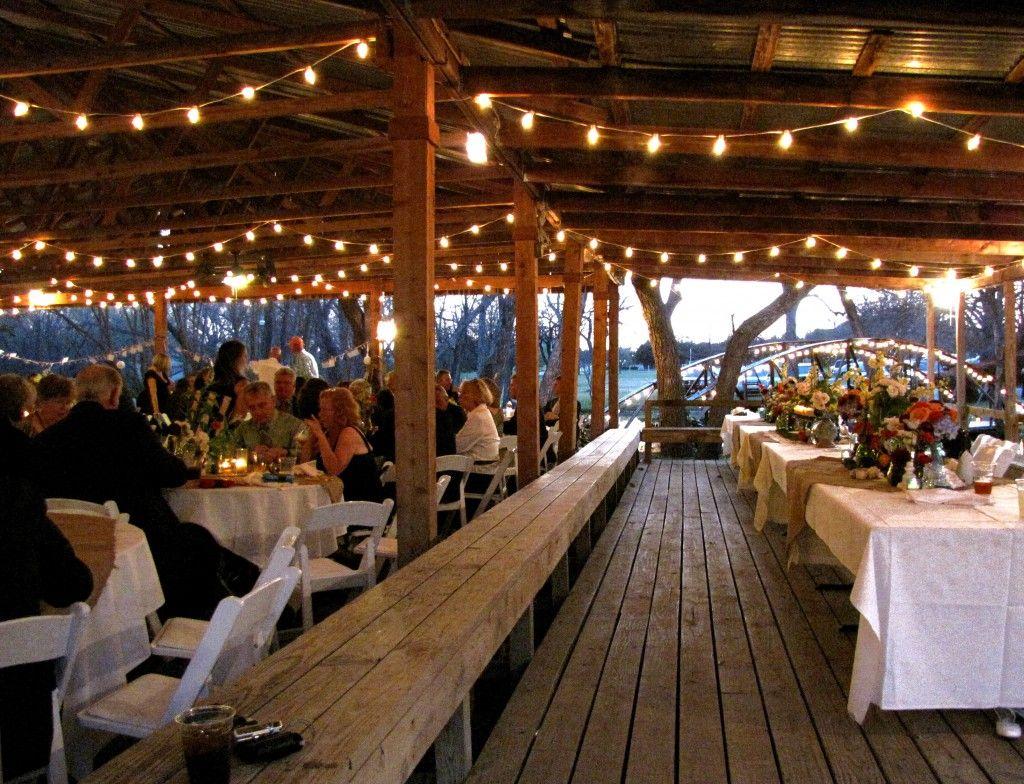 Greek Wedding Reception At A Pavilion