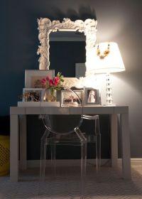 Acrylic Chair on Pinterest