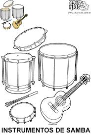 Resultado de imagem para instrumentos de carnaval para