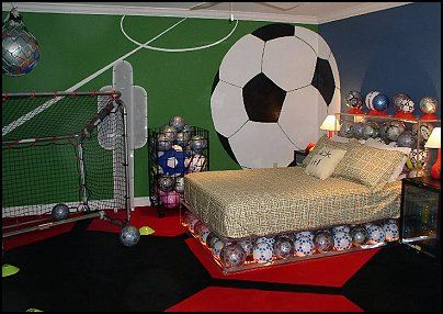 Decorating Theme Bedrooms Maries Manor Sports Bedroom Ideas Maybe With A Variety Of