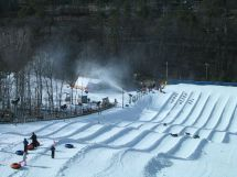 Massanutten Ski Resort Snow Tubing
