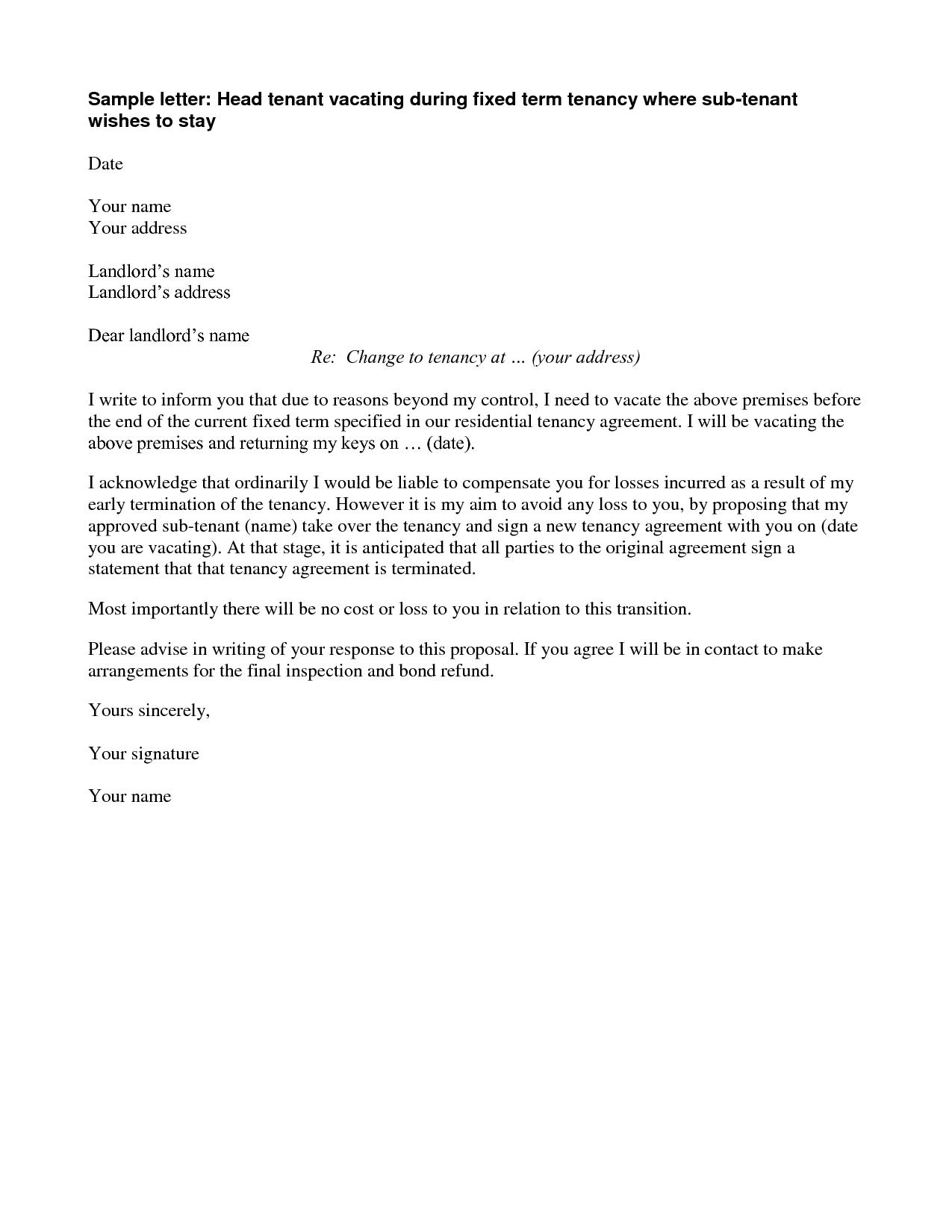 Terminate Business Relationship Letter Sample
