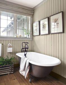 inspiring bathroom decorating ideas also bath caddy old mailbox and rh pinterest