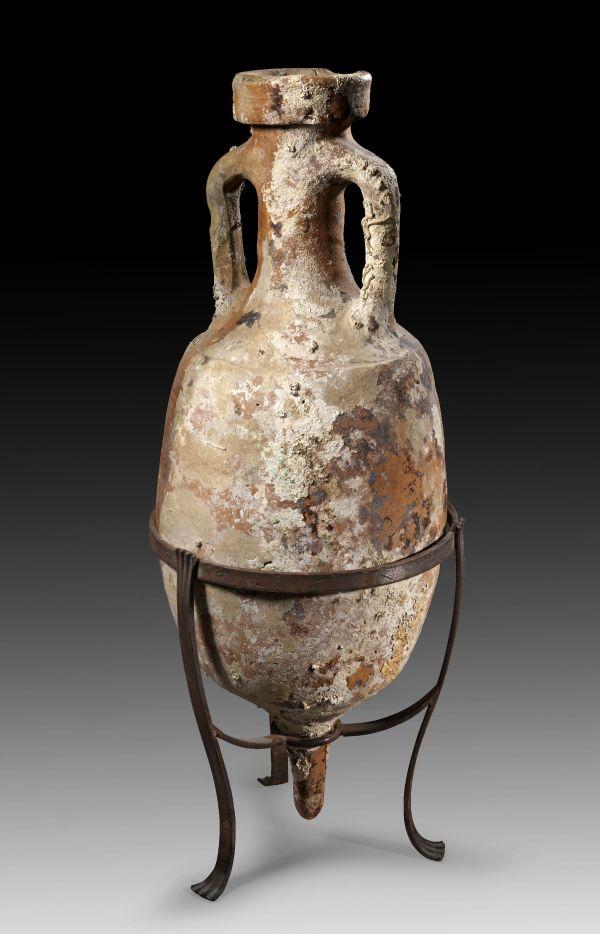 Roman Amphora Adria 1st Century .-1st