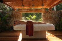 Outdoor Spa Shower Bora Pearl Beach Resort & #