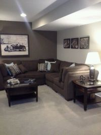 Basement - Perfect for our tv room in the basement Love ...