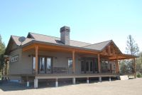 Traditional American Ranch Style Home (HQ Plans & Pictures