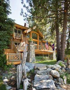 Log home designs rustic timber framed homes also barn rh za pinterest