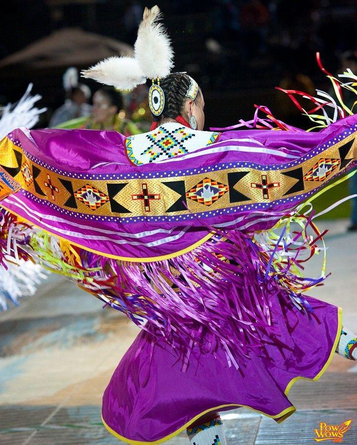 Fancy Shawl Dancing