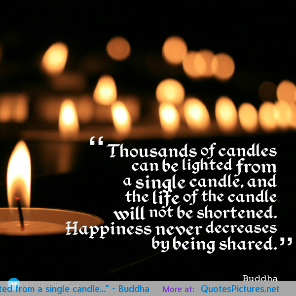 Buddha Quotes About Friendship Enchanting Buddha Quote On Candle Flame Meditation Picture