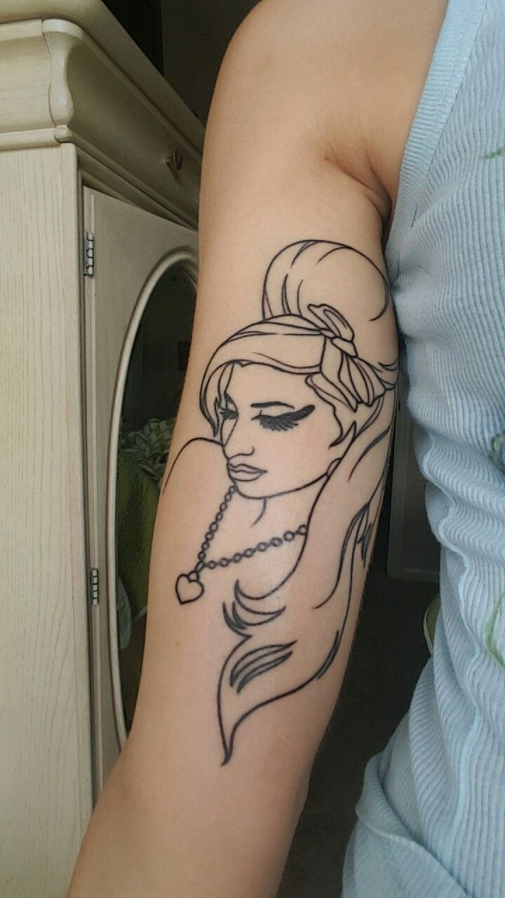 Amy Winehouse Tattoo  Tattoo Inspiration Pinterest
