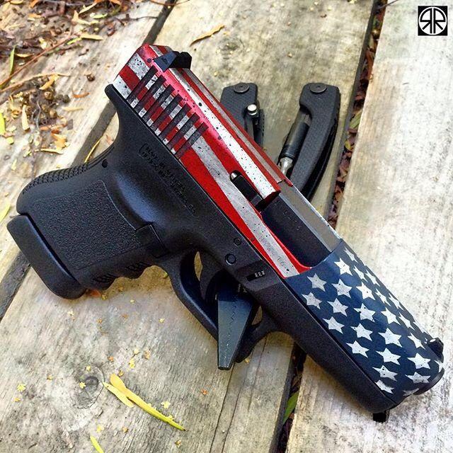 Glock Calm Keep And Shoot