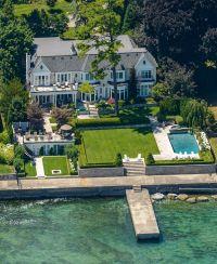 Magnificent Lakefront Property ~ 15 Ennisclare, Oakville ...
