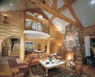 Cabin Decor Ideas Cabin Logs And Log Cabins
