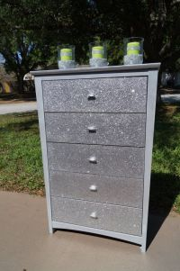 Silver Dresser by Yelena48 on Etsy, $220.00   Home Ideas ...