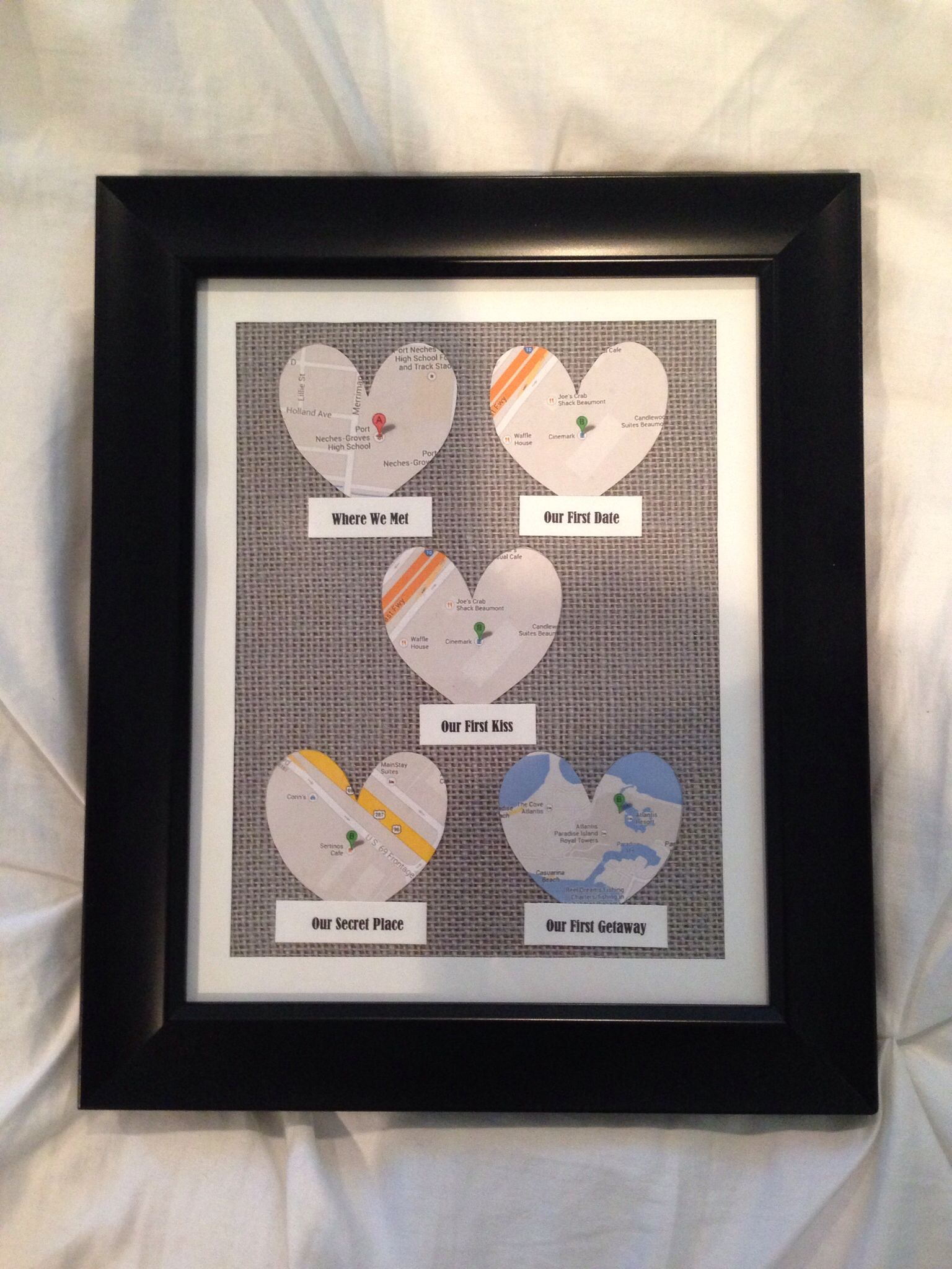 DIYsweet Gift W Masculine Touchplace We Metkissed