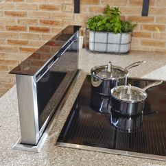Extractor Fan Kitchen Small Sets Disguise Your With A Pop Up Appliance That 39s