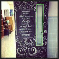 Classroom Blackboard Decoration Ideas | www.pixshark.com ...