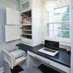 Work Station Kitchen Cheap Small Hidden Areas For Printer Charging Mail Etc I