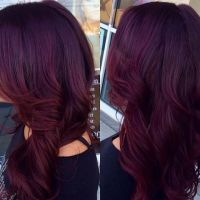 10 Mahogany Hair Color Ideas: Ombre, Balayage Hairstyles ...