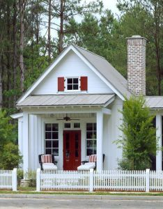Moser design cottage of the year guest southern living house plan country building plans here with side porch and small studio attached also charming let   get cottages pocket neighborhoods rh pinterest
