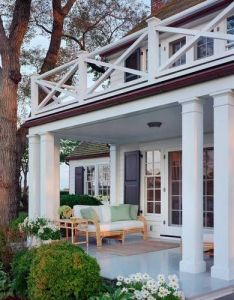 Charming porch designs that inspire easy summer living famous interior designers and interiors also rh pinterest