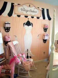 French inspired tween room by Rene Gebhart Designs ...