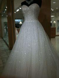 Blinged Out Wedding Dresses | wedding dress | Pinterest ...
