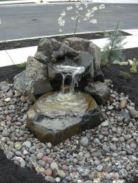 Garden Design With Waterfall On Pinterest Small Water